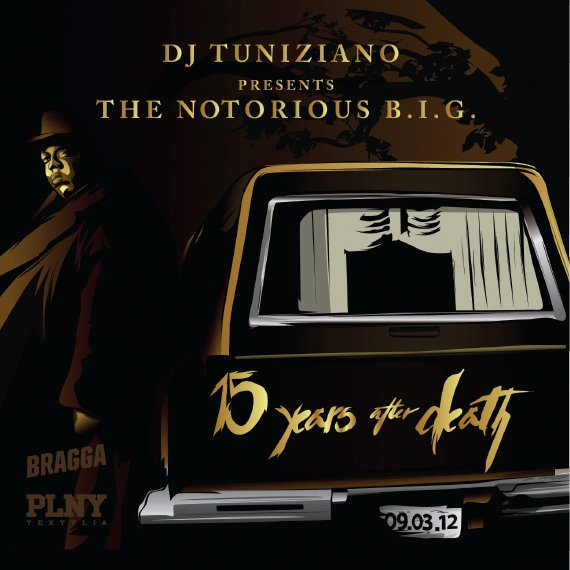 DJ Tuniziano The Notorious B.I.G. 15 Years After Death (2012)